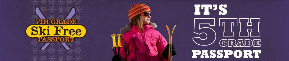 5th Grade Ski Passport Program